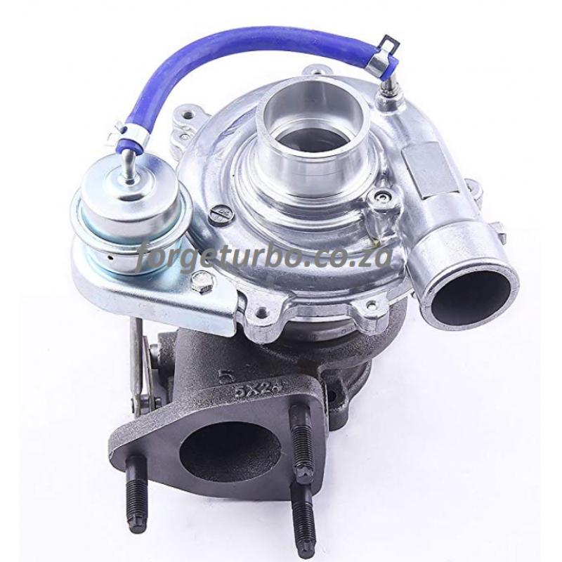 Toyota Quantum 2 5D > Turbocharger
